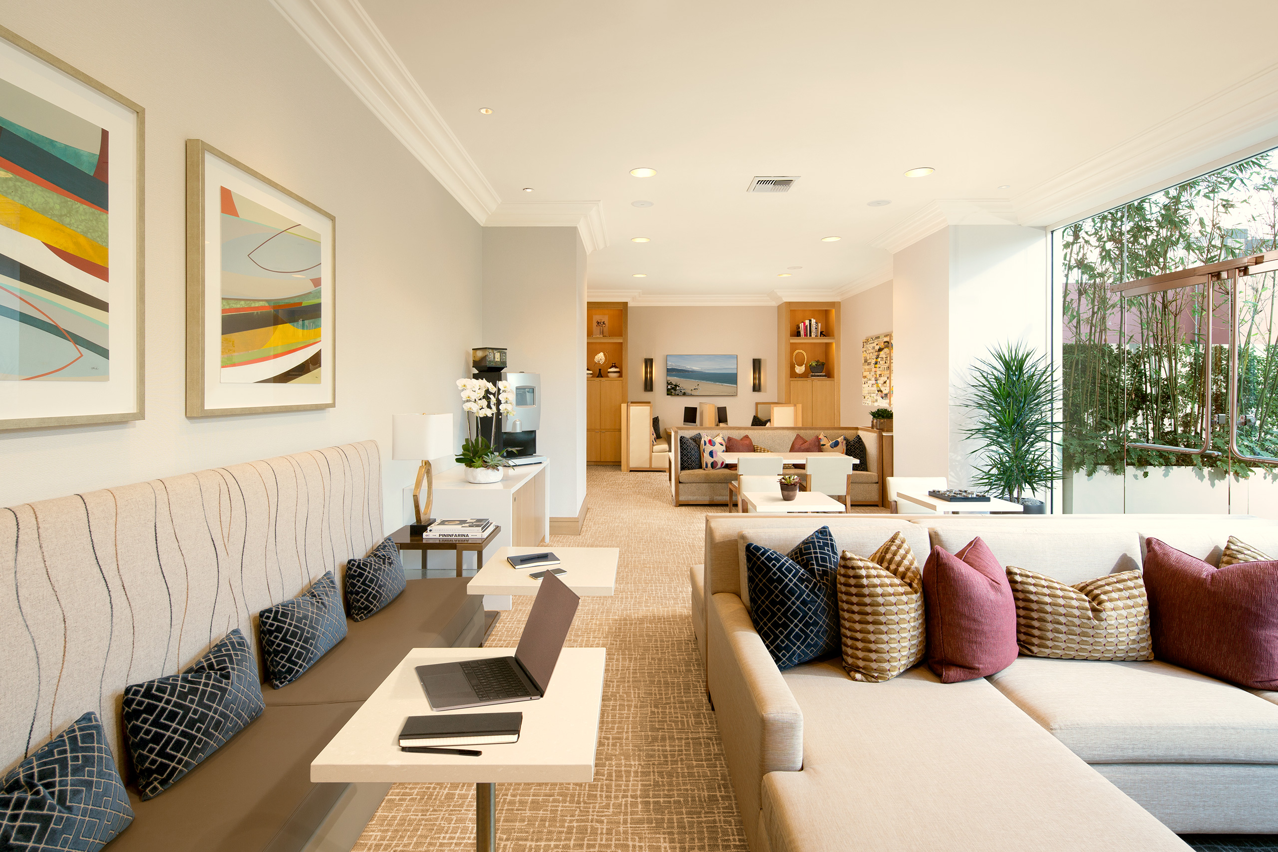 1221 Ocean Living Room